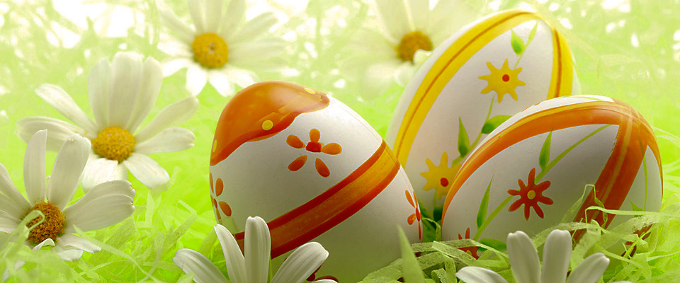Easter close to nature